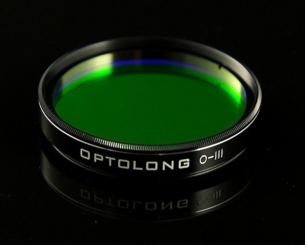 OPTOLONG オプトロン OIII (25nm) 1.25""