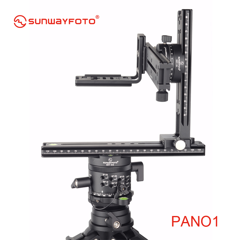 SUNWAYFOTO  PANO-1 パノラマ雲台