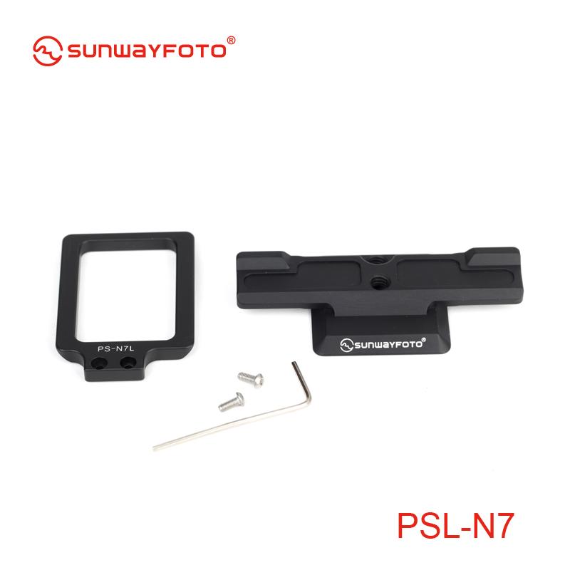 SUNWAYFOTO PSL-N7 専用L型プレート