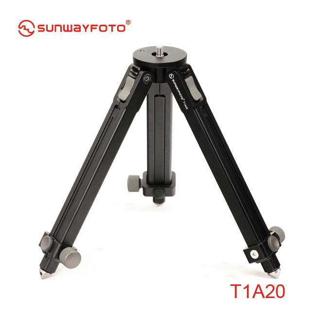 SUNWAYFOTO  T1A20 小型アルミ三脚