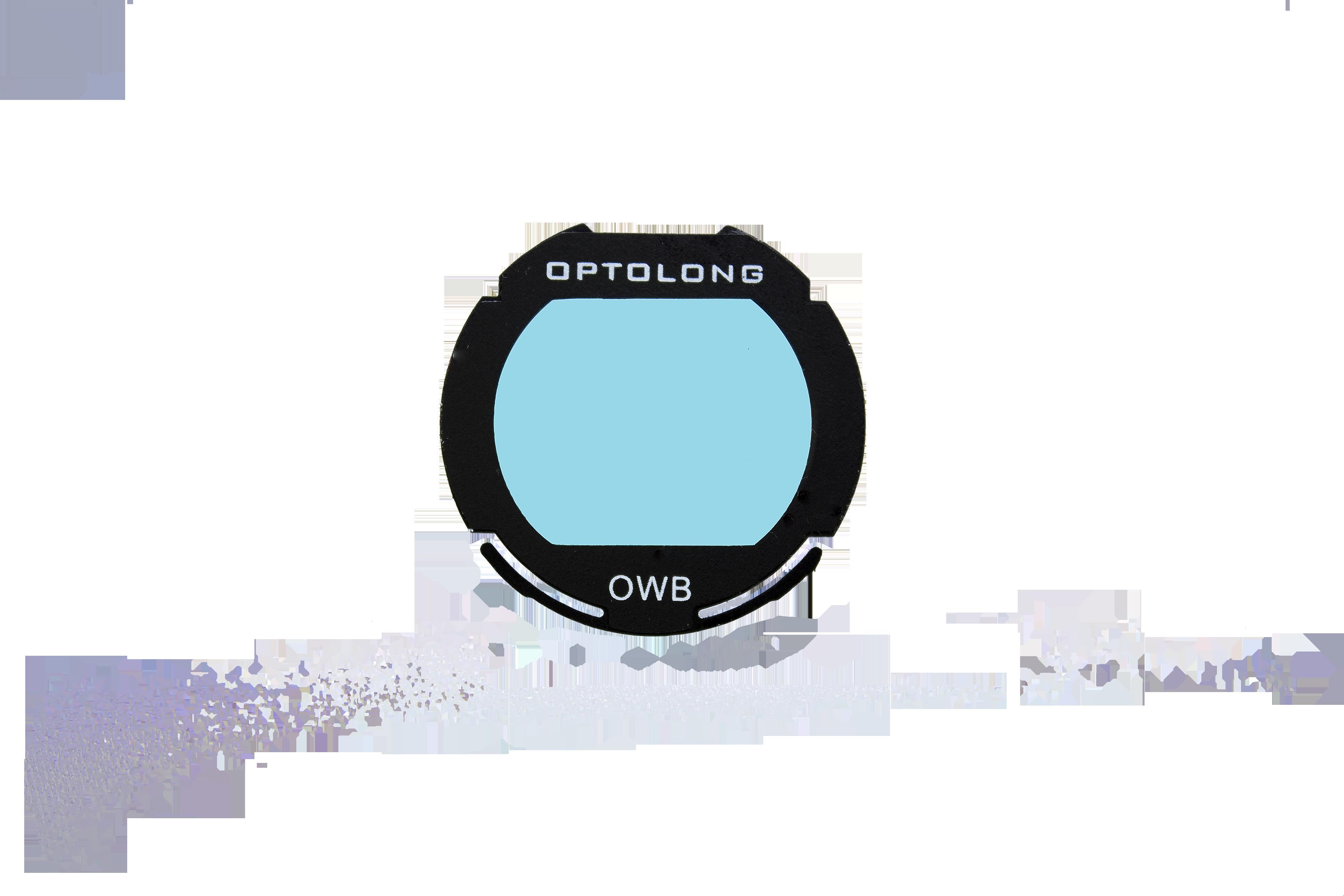 【開封品!WB補正フィルター】OPTOLONG OWB EOS APS-C用