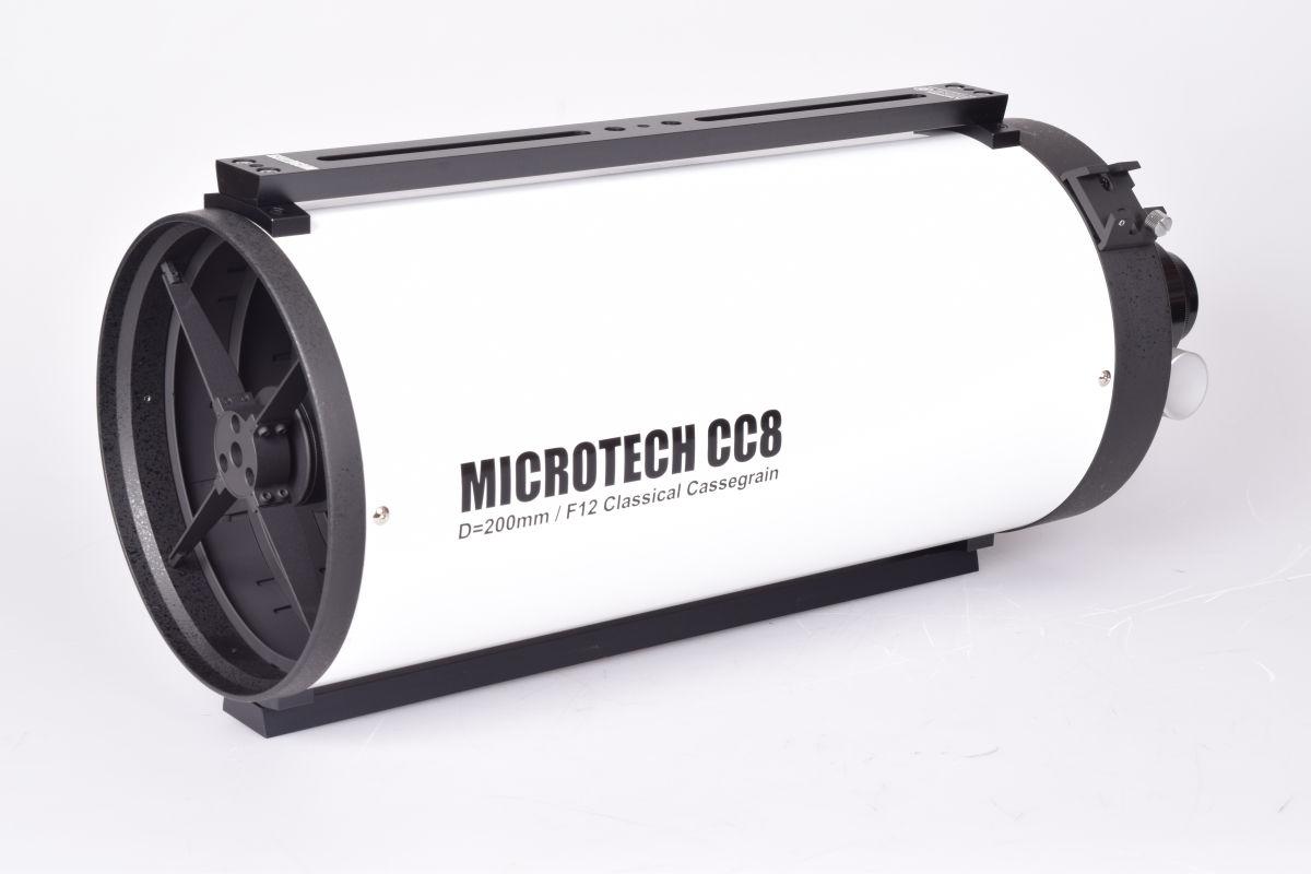 MICROTECH CC8 口径200mm F12 純カセグレン鏡筒