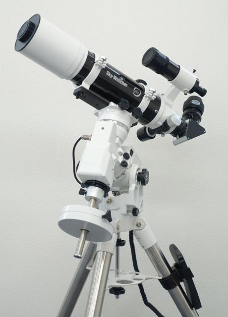 Sky Watcher スカイウォッチャー AZ-EQ5GT赤道儀+ED80鏡筒セット
