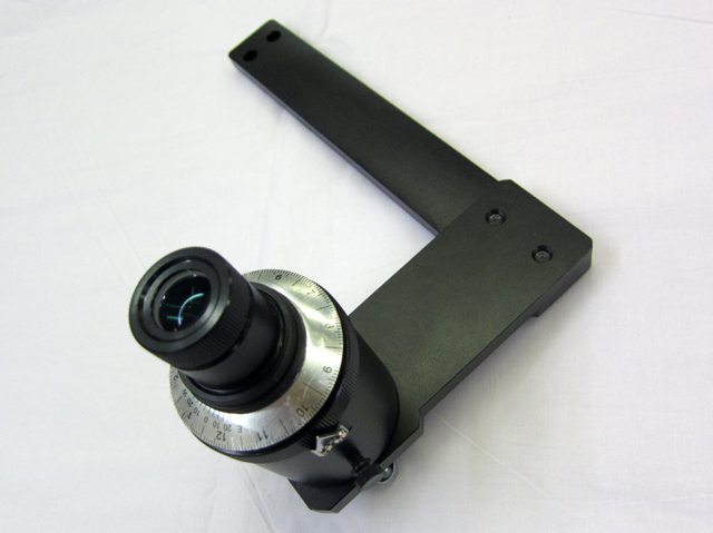 Sky Watcher EQ8赤道儀用極軸望遠鏡