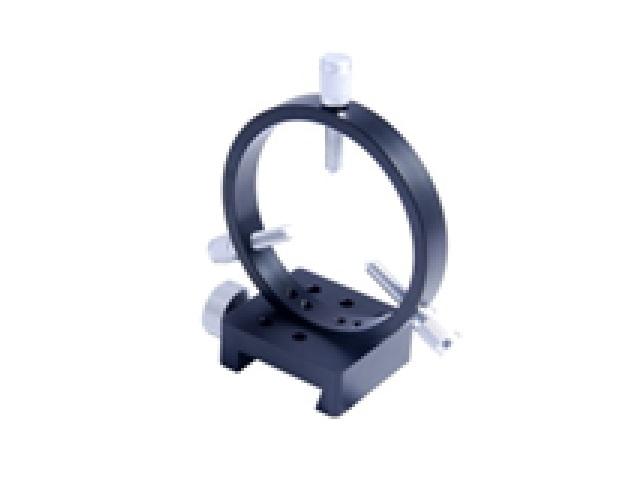 【NC0041】Northern Cross ファインダー/ガイド鏡用 支持リング+マウントベースセット (102mm径)