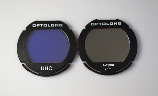 OPTOLONG オプトロン H-Alpha(12nm) for EOS APS-C
