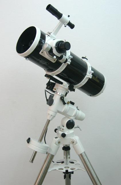Sky Watcher EQ3GOTO赤道儀+BKP130鏡筒セット