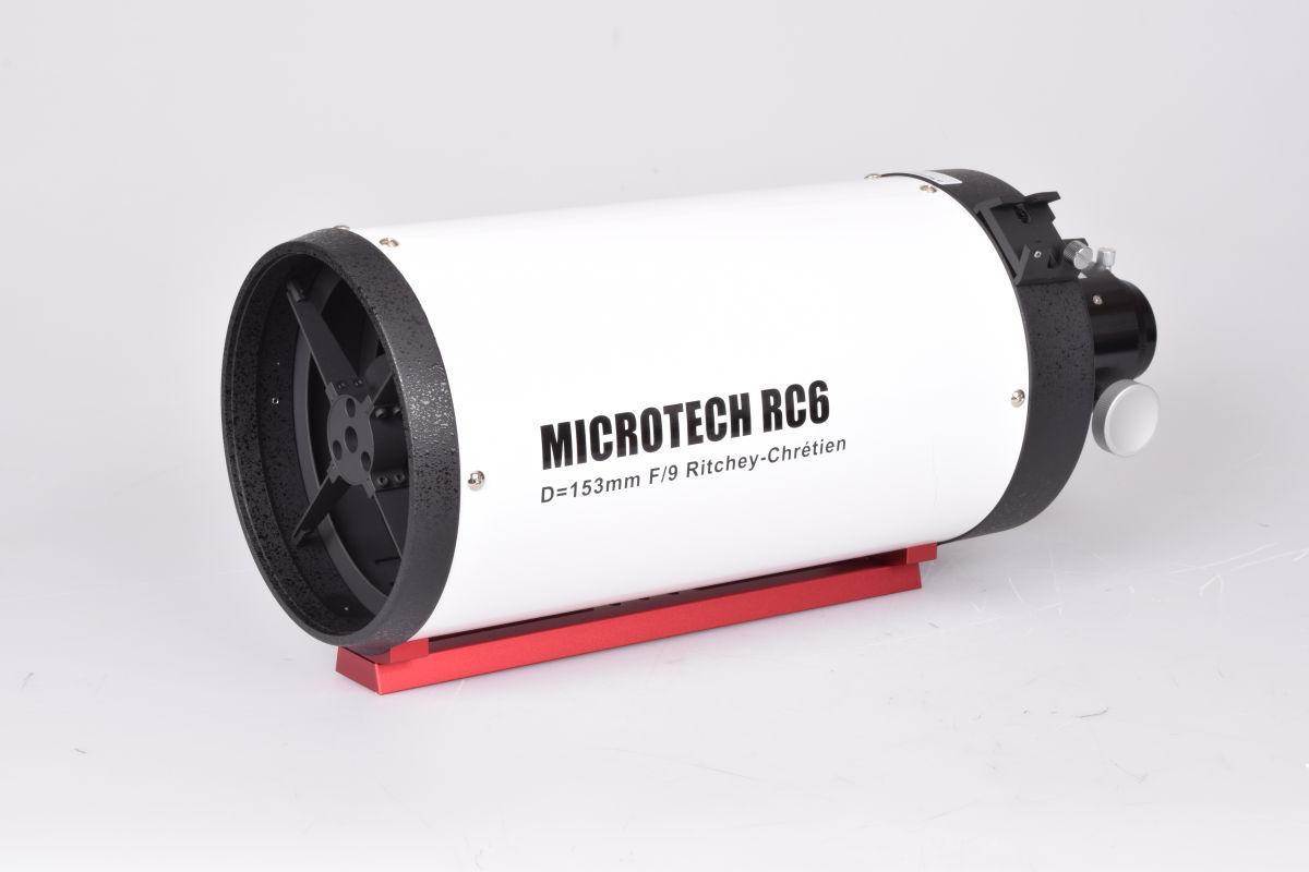 MICROTECH RC6 口径153mm F9 リッチークレチアン鏡筒※入荷待ちご予約承り中