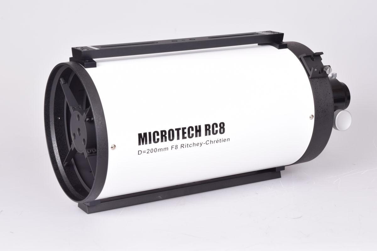 MICROTECH RC8 口径200mm F8 リッチークレチアン鏡筒