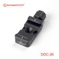 SUNWAYFOTO DDC-26 クイックリリースクランプ