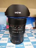 【1本限定・開封展示品特価!】LAOWA  12mm F2.8 Zero-D ソニーEマウント用【フルサイズ超広角レンズ!歪み無し!】