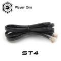 Player One ST4オートガイダーケーブル(2m)