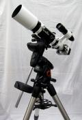 シュミットオリジナル BKED80+AdvancedVX赤道儀直焦点写真撮影お買い得セット