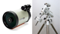 CELESTRON EDGE HD800鏡筒 + Sky Watcher EQ6R赤道儀 セット