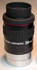 ハイペリオン 36mm「アスフェリック」アイピース (31.7mm/2インチスリーブ付)