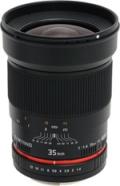 SAMYANG 35mm F1.4 ※在庫お問い合わせください