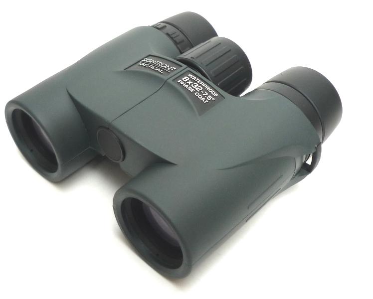 SIGHTRON TAC MS832 軍用ミル入り双眼鏡