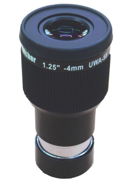 Sky Watcher アイピースUWA 4mm58度