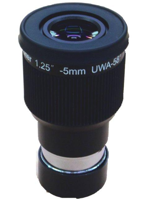 【次回入荷未定ご予約承り中】Sky Watcher アイピースUWA 5mm58度
