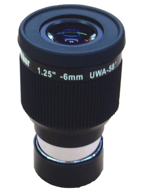 Sky Watcher アイピースUWA 6mm58度