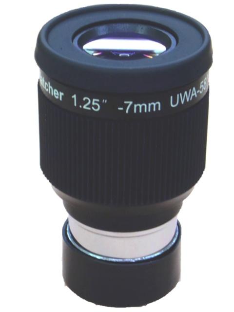 Sky Watcher アイピースUWA 7mm58度