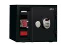 在庫限りB級品(キズ・ヘコミ有) A119R3WRBLACK ディプロマット デジタルテンキー式耐火・耐水デザイン金庫