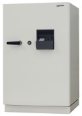 BS52-2VE 日本アイ・エス・ケイ(King CROWN) 業務用金庫 静脈認証式 2時間耐火金庫