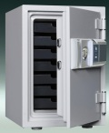 FP50-7 ダイヤセーフ 指紋認証式 耐火金庫