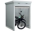 イナバ バイク保管庫 FXN-1322S 一般・多雪地型 間口1370×奥行2210×高さ2075