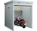 イナバ バイク保管庫 FXN-1726H 一般・多雪地型 間口1790×奥行2630×高さ2375
