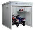 イナバ バイク保管庫 FXN-2230H 一般型 間口2210×奥行3050×高さ2375