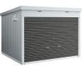 イナバ バイク保管庫 FXN-2634H ハイルーフタイプ 一般型 間口2630×奥行3470×高さ2375
