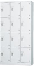 12人用ロッカー(3列4段) GLK-S12TS 幅900×奥行380×高さ1790