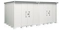 ヨド物置 エルモ LMDS-5129HW 積雪地型 背高Hタイプ 幅5129×奥行2914×高さ2355.5mm