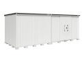 ヨド物置 エルモ LMDS-6525HAR 積雪地型 背高Hタイプ 幅6531×奥行2563.5×高さ2355.5mm