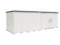 ヨド物置 エルモ LMD-7225HR 一般地型 背高Hタイプ 幅7232×奥行2563.5×高さ2355.5mm