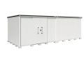 ヨド物置 エルモ LMD-7229HL 一般地型 背高Hタイプ 幅7232×奥行2914×高さ2355.5mm