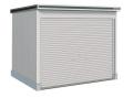ヨド物置 エルモシャッター LOD-2925HF 一般型 床タイプ 幅2914×奥行2564×高さ2356