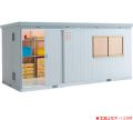 イナバ 断熱物置 NEXTA+(ネクスタプラス) ドアタイプ  NXP-120HD(ハイルーフ)一般型 間口5260×奥行2210×高さ2375mm