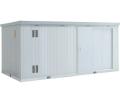 イナバ 断熱物置 NEXTA+(ネクスタプラス) 扉タイプ NXP-140HT(ハイルーフ)一般型 間口5260×奥行2630×高さ2375mm