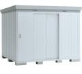 イナバ 断熱物置 NEXTA+(ネクスタプラス) 扉タイプ NXP-60ST(スタンダード)一般型 間口2630×奥行2210×高さ2075mm