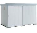 イナバ 断熱物置 NEXTA+(ネクスタプラス) 扉タイプ NXP-94HT(ハイルーフ)一般型 間口3580×奥行2630×高さ2375mm