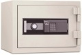 【※12月末まで防災バッグプレゼント】STJ-20FPE 日本アイ・エス・ケイ(King CROWN) 指紋認証耐火金庫