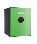 WS500ALG(グリーン) 【設置費0円】 ディプロマット プレミアムセーフ WISE(ワイズ) テンキー式耐火金庫