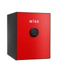WS500ALR(レッド)【設置費0円】 ディプロマット プレミアムセーフ WISE(ワイズ) テンキー式耐火金庫 【本体+フロントパネル】