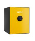 WS500ALY(イエロー) 【設置費0円】 ディプロマット プレミアムセーフ WISE(ワイズ) テンキー式耐火金庫  【本体+フロントパネル】