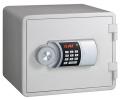 【設置費0円】エーコー(EIKO)テンキー式小型耐火金庫 YES COLOR SAFE(イエス・カラーセーフ) YESM-015WH