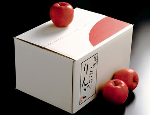 信州サンふじ 特秀7kg(20~24玉) No.423