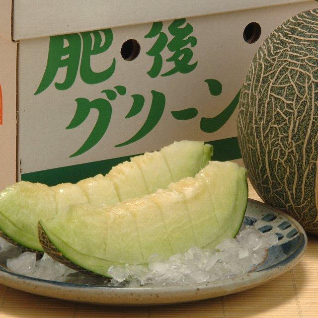 熊本県産 肥後グリーンメロン
