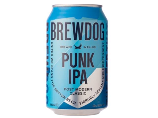 BREWDOG ブリュードッグ /  PUNK IPA パンクIPA缶